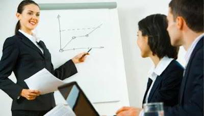 Presentasi Sukses bagi Sales