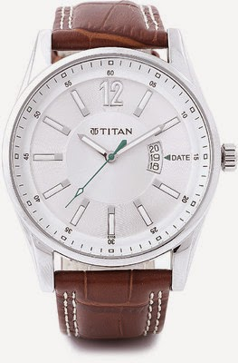 Titan Octane Analog Watch - For Men