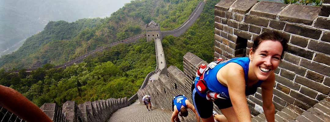Maratón Muralla China