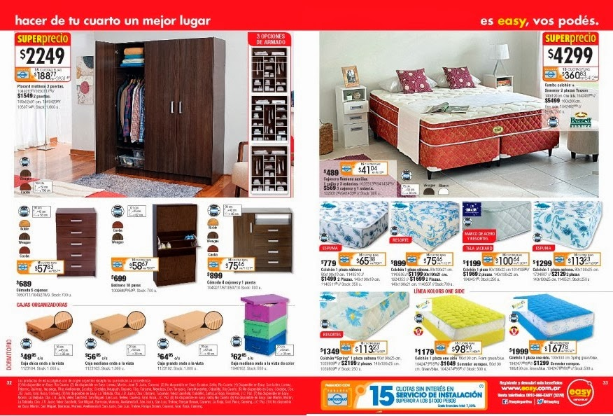Catalogos online catalogo easy abril 2014 for Easy argentina catalogo