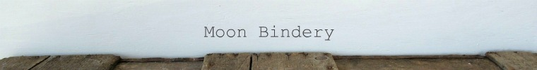 Moon Bindery, Handbound Books, Bookbinding Blog