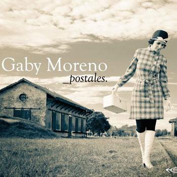 postales gaby moreno disco, album postales gaby moreno, frases de gaby moreno, postales cover, album postales gaby moreno