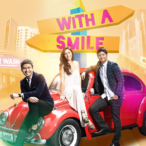 With a Smile is an upcoming Filipino drama series to be broadcast by GMA Network starring Mikael Daez, Andrea Torres and Christian Bautista. It is set to premiere on June...