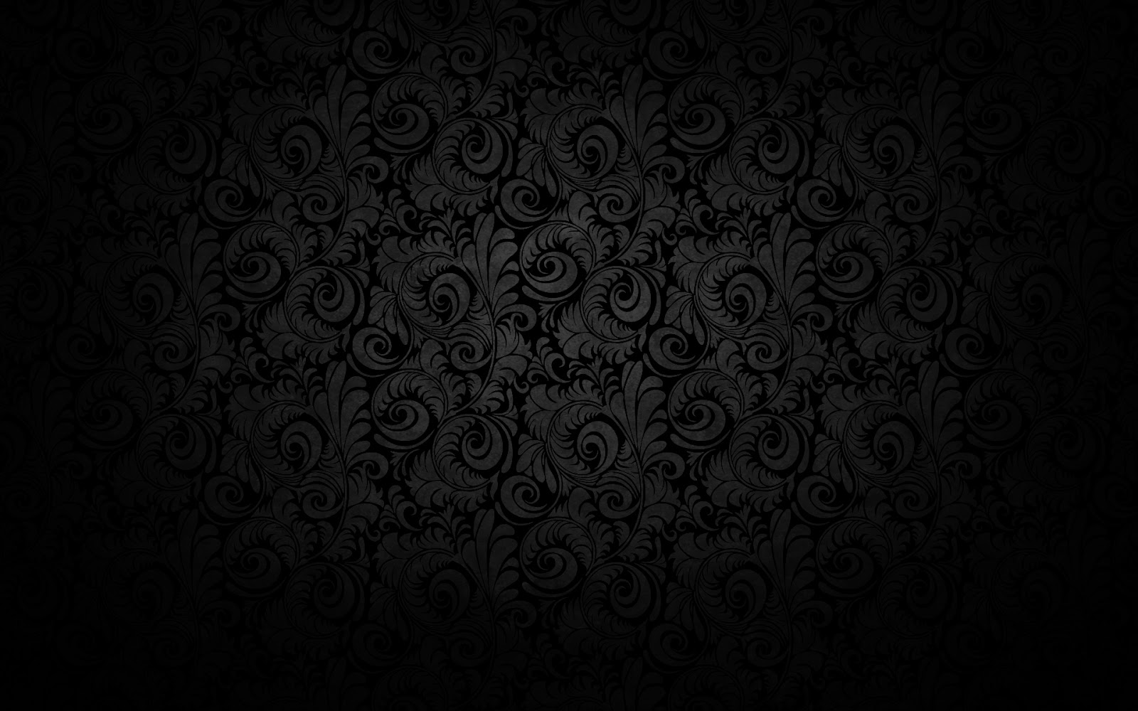 Dark background grey floral pattern hd texture image free download jpg