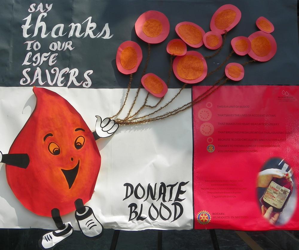 Essay On Blood Donation