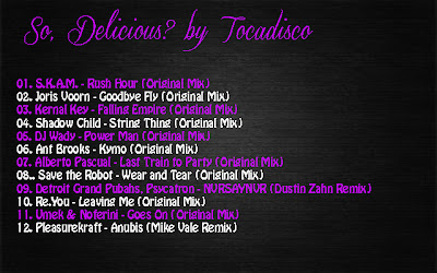 2012.07.20 - SO, DELICIOUS? by TOCADISCO So+Delicious,+by+Tocadisco