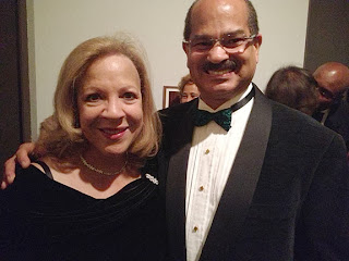 Susan Toliver and Stephan Perry