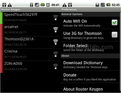 router keygen how to use