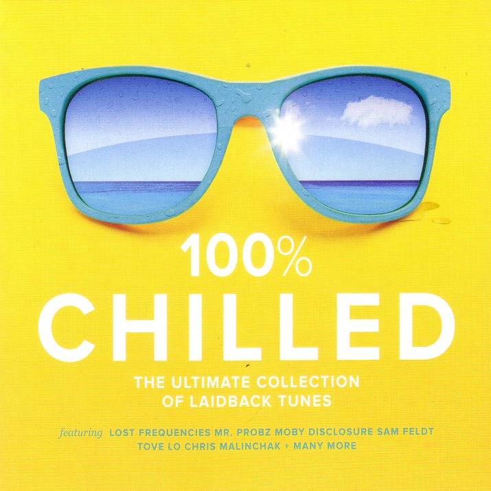 Download [Mp3]-[Hit Songs] VA – 100% Chilled The Ultimate Collection Of Laidback Tunes (2015) @320kbps 4shared By Pleng-mun.com