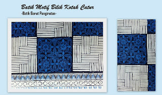 Model Batik garut