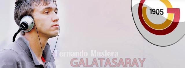 Fernando Muslera Kapak Fotoğrafları