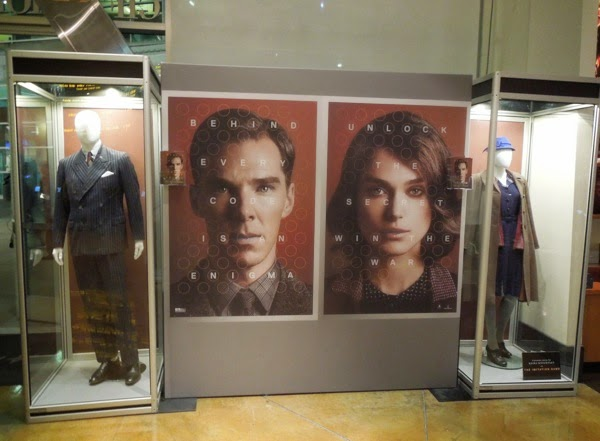 Imitation Game movie costumes