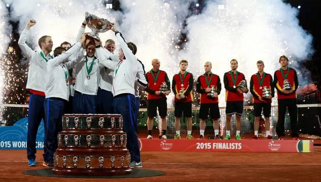 La ITF quiere una Final Four en la Copa Davis