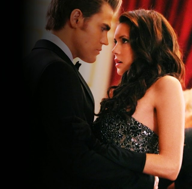 vampire diaries 6x04 elena and stefan first meet