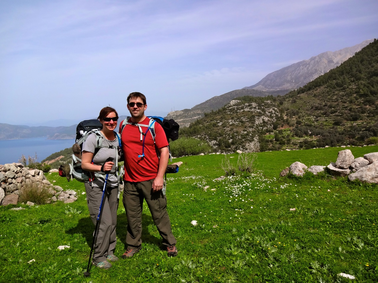 Grant & Robin's Travels: Lycian Way Day 3