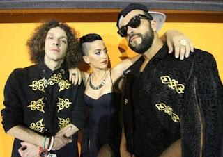 Dafina, Dj Blunt dhe Real1