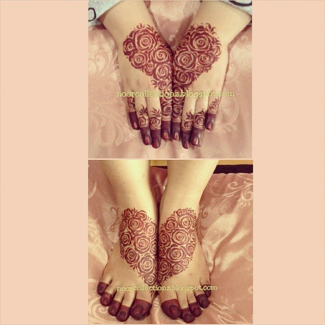 Honemoon love Henna