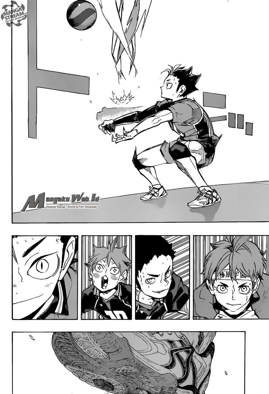 Haikyuu!! Chapter 240-16