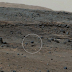 NASA Curiosity Photographed Levitating Sphere On Mars