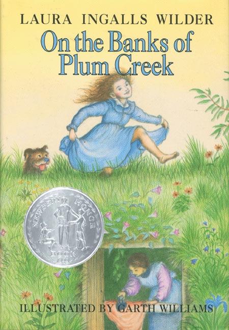 On The Banks Of Plum Creek Old & New Berri...
