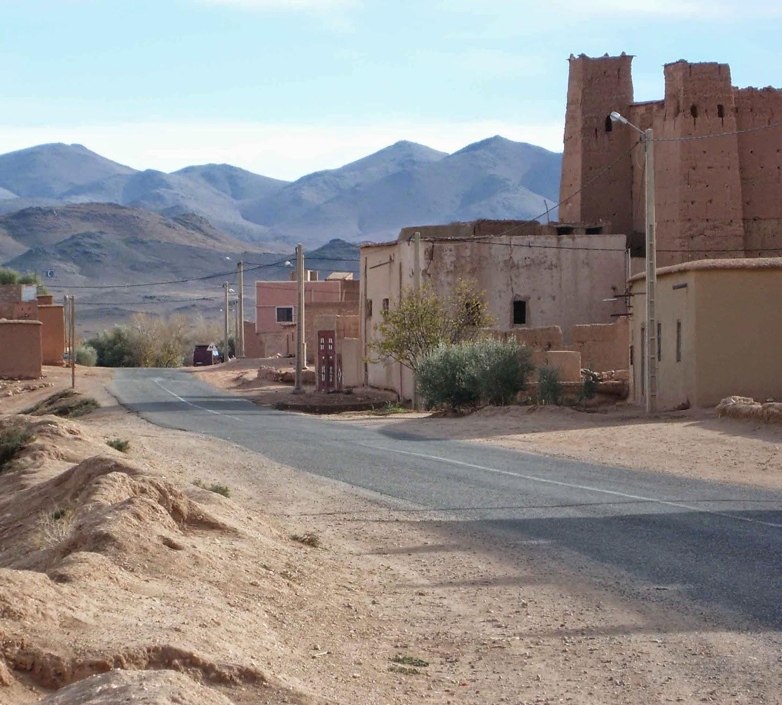 cinéma atmosphère maroc montagne