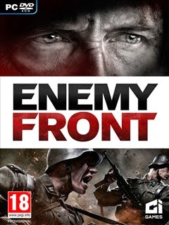 Enemy Front PC Box