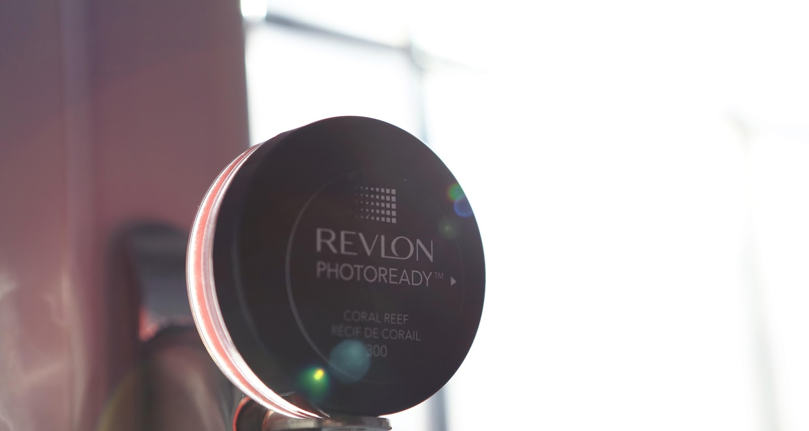 Revlon Photoready Blush in Coral Reef