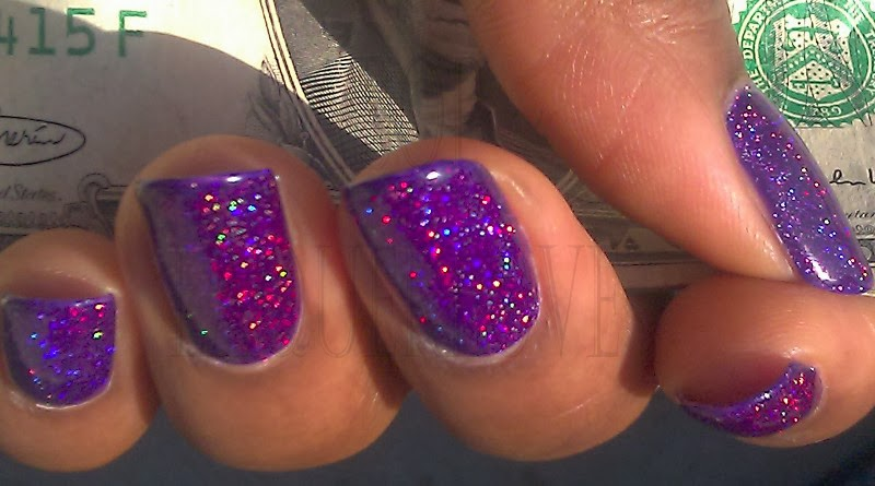 ANOTHER Bottle of Polish?!: Broadway Nails - Black Night with INM ...