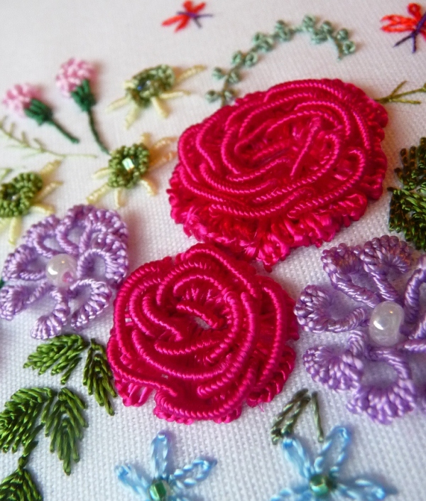 Rosaliewakefield Millefiori My American Beauty Rose In Brazilian