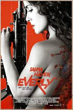 Capa Everly Torrent Dublado