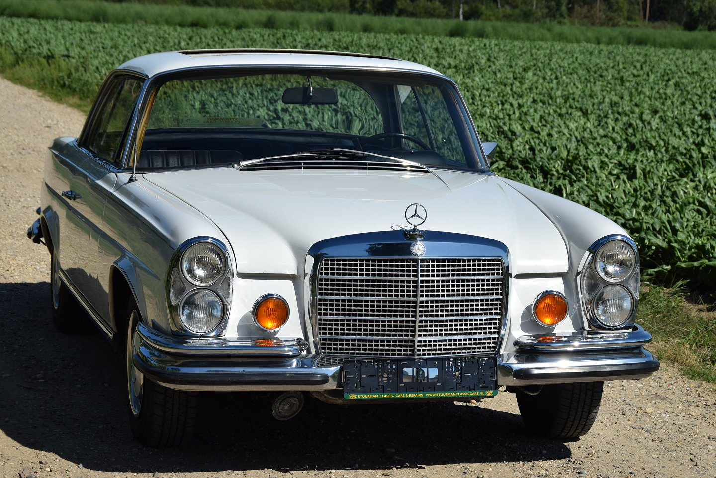 Arrives in the netherlands an original classic lowgrill mercedes coupe and a real collectorsitem so just drive it or collect it you cannot go wrong