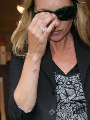 Kate moss tattoo for Kate moss tattoo