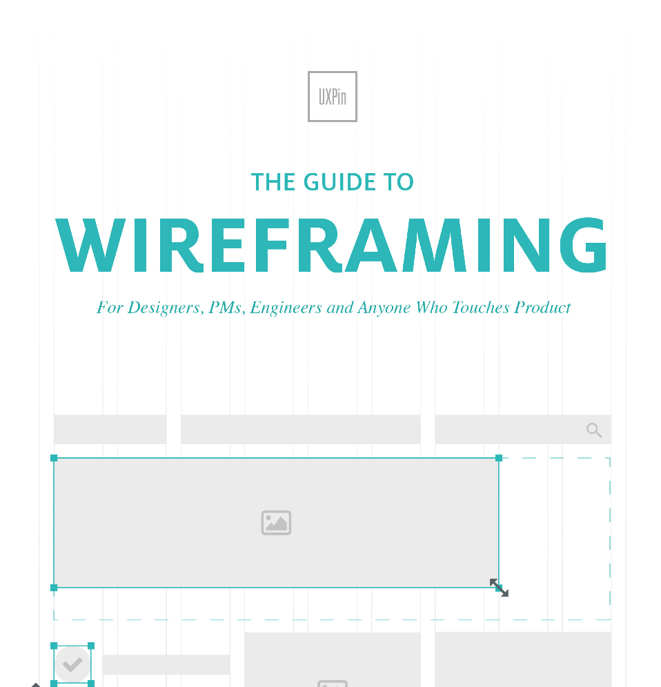 Free Ebook - The Guide to Wireframing