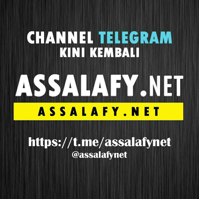 Telegram @assalafynet
