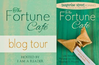 The Fortune Cafe blog tour