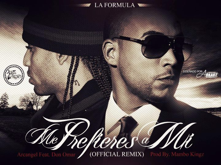 Descargar Me Prefieres a M Remix de Arcangel Ft Don