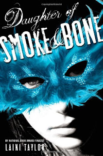 Daughter Review: Daughter of Smoke and Bone by Laini Taylor