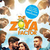 """DQ'S """" The Zoya Factor """" Scheduled Release On 20th September."""