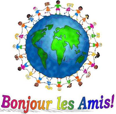 Saudações em Francês