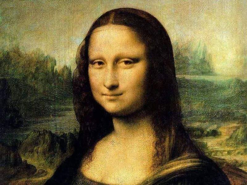 Las obras más conocidas de la pintura y la escultura. Gioconda