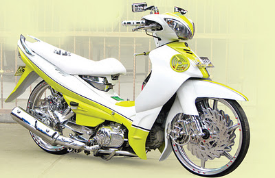 Modif Yamaha Jupiter Z Terbaru