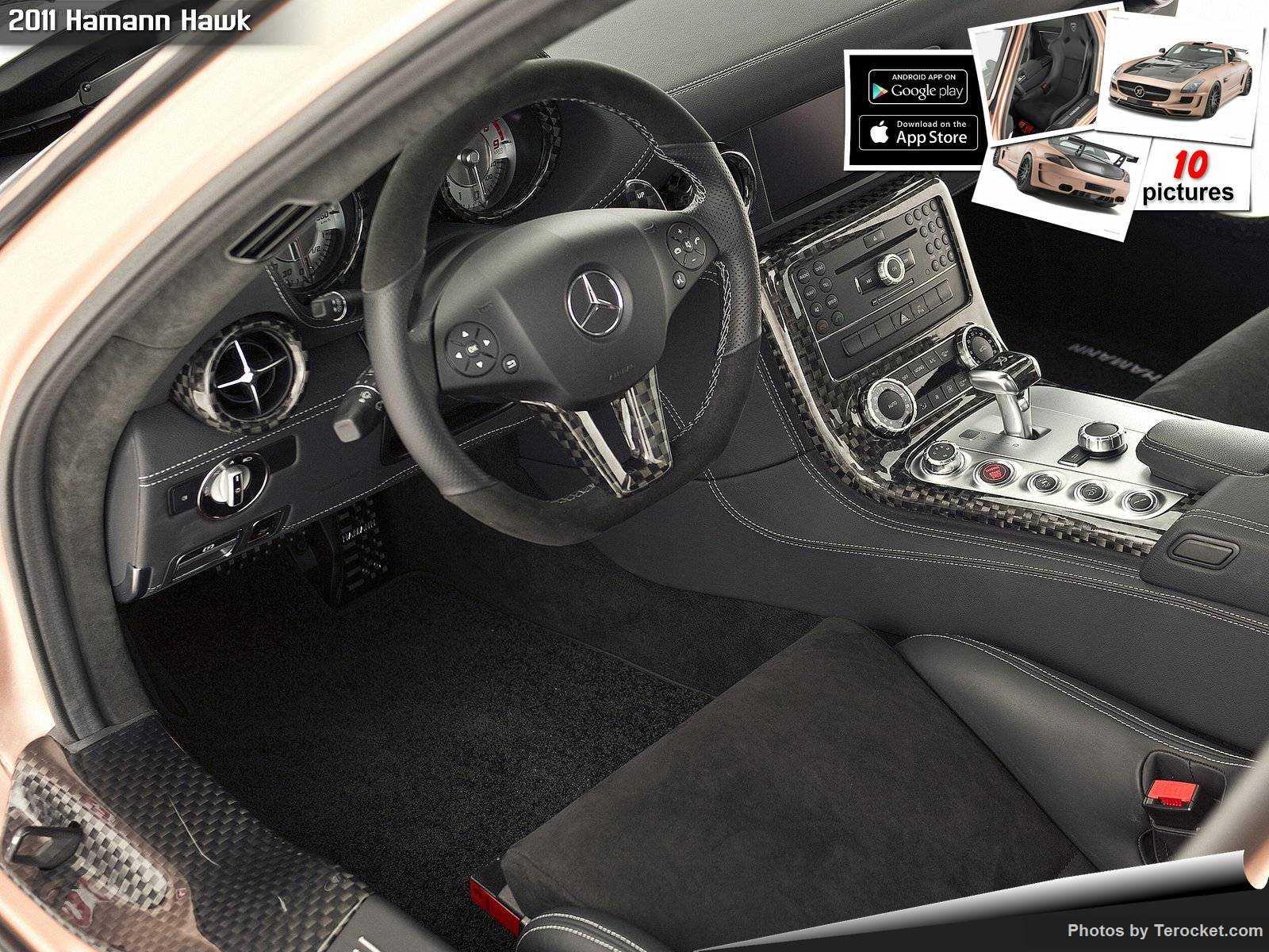 Hình ảnh xe ô tô Hamann Hawk 2011 & nội ngoại thất