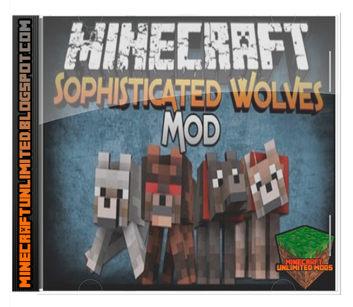 Sophisticated Wolves Mod Minecraft
