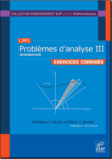 PROBLÈMES D'ANALYSE III