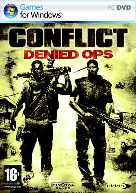 Conflict Denied Ops PC Full Español ViTALiTY