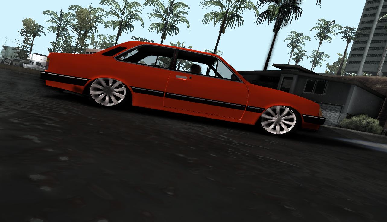 Chevette Na Fixa Por Jefinho3d