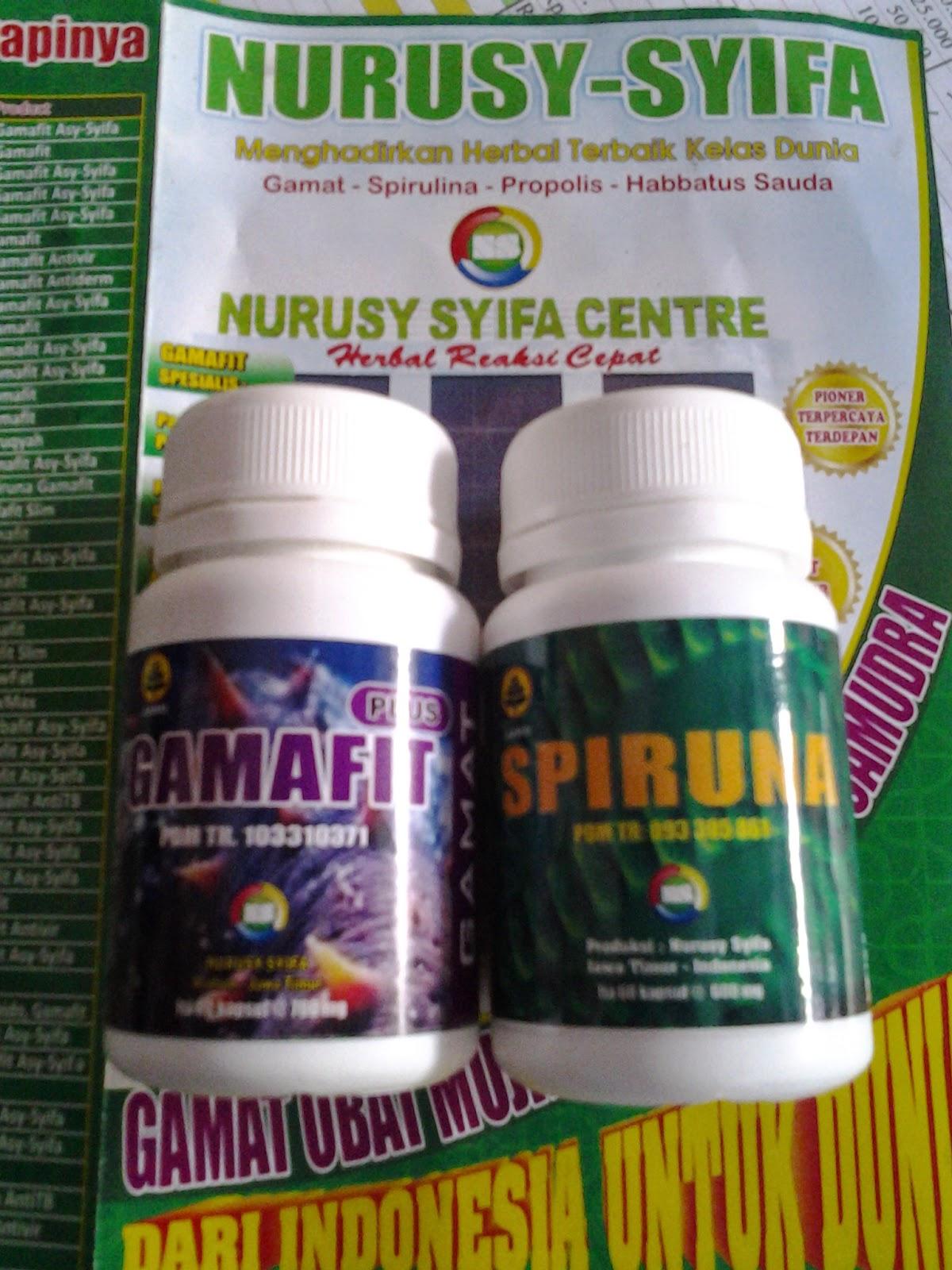 Paket Herbal Nurusy-Syifa untuk Pasien Pasca Kuret