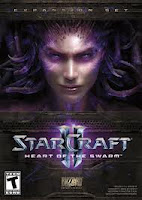 PC Games Star Craft 2 Heart of The Swarm Full Crack