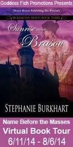 7/23: Stephanie Burkhart