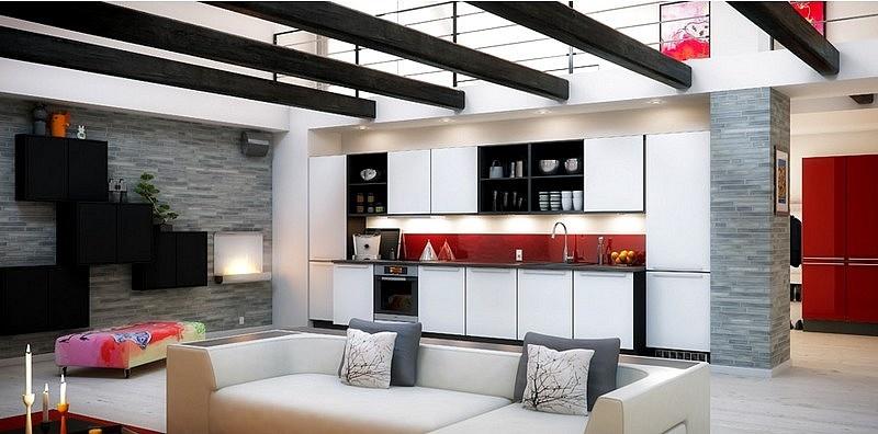 come arredare soggiorno cucina a vista soggiorni zona giorno home mi kreo casa idee arredo
